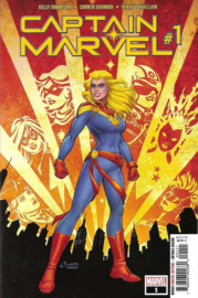 Captain Marvel (2019-)  1
