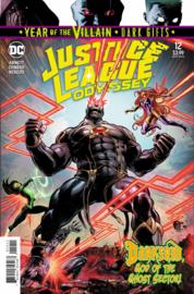 Justice League Odyssey (2018-) 12