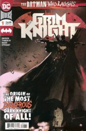 Batman Who Laughs: The Grim Knight  1