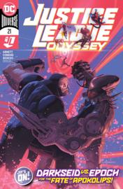 Justice League Odyssey (2018-) 21