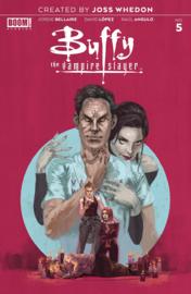 Buffy, The Vampire Slayer (2019-)  5