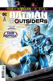 Batman & The Outsiders (2019-2020)  3