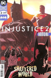 Injustice 2, Annual  2