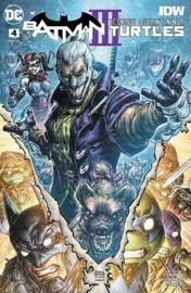 Batman/ Teenage Mutant Ninja Turtles III