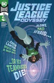 Justice League Odyssey (2018-) 22