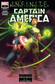 Captain America, Annual  1