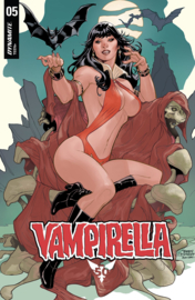 Vampirella (2019-)  5