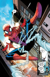 Spider-Man: City at War  1