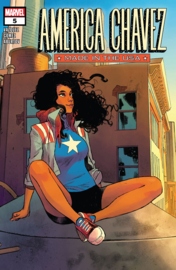 America Chavez: Made in the USA  5