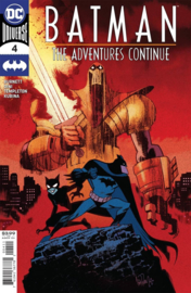 Batman: The Adventures Continue  4