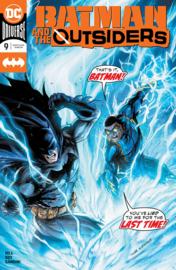 Batman & The Outsiders (2019-2020)  9