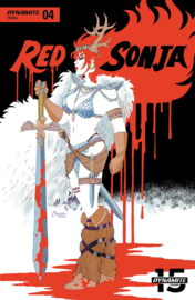 Red Sonja (2019-)  4