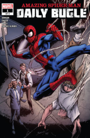 Amazing Spider-Man: Daily Bugle  1