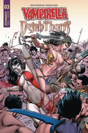 Vampirella/ Dejah Thoris  3