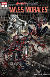 Absolute Carnage: Miles Moarles  3