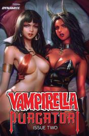 Vampirella vs Purgatori (2021-)  2