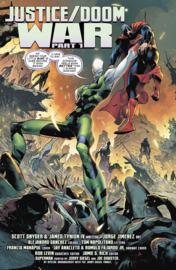 Justice League (2018-) 30