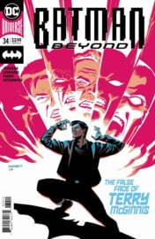 Batman Beyond (2016-) 34