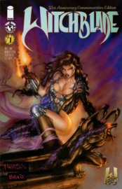 Witchblade  1, 25th Anniversary Special Edition