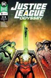 Justice League Odyssey (2018-) 10