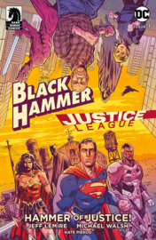Black Hammer/ Justice League  1