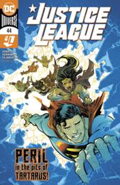 Justice League (2018-) 44