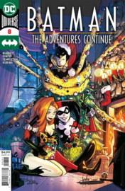 Batman: The Adventures Continue  8
