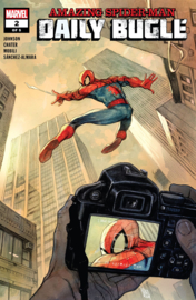 Amazing Spider-Man: Daily Bugle  2