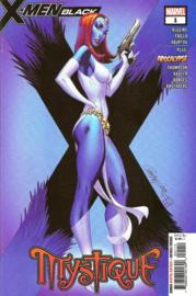 X-Men Black: Mystique  1