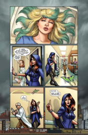 Vampirella: Roses for the Death  1