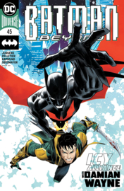 Batman Beyond (2016-2020) 45