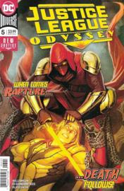 Justice League Odyssey (2018-)  5