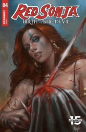 Red Sonja: Birth of the She-Devil (2019-2019)  4