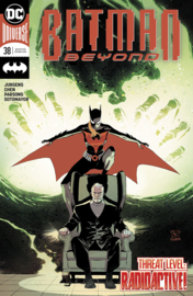 Batman Beyond (2016-2020) 38