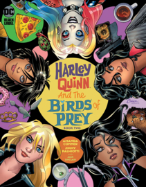 Harley Quinn & The Birds of Prey  2