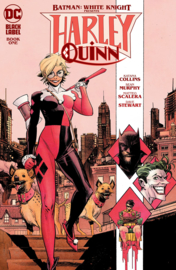 Batman: White Knight Presents - Harley Quinn  1
