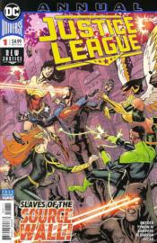 Justice League (2018-), Annual  1