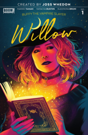 Buffy, the Vampire Slayer: Willow  1