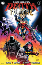 Dark Nights: Death Metal  1