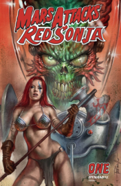 Mars Attacks: Red Sonja  1