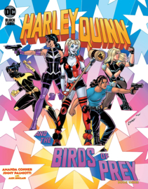 Harley Quinn & The Birds of Prey  3