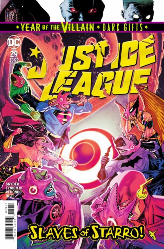 Justice League (2018-) 29