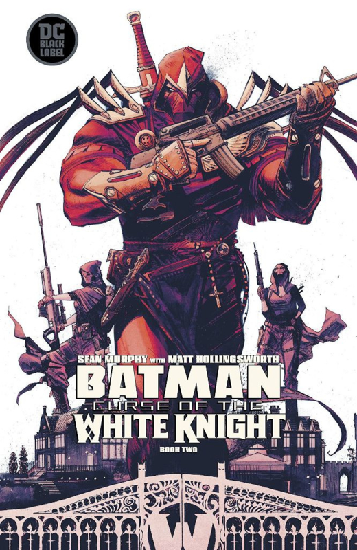 Curse of the White Knight (2019-)  2