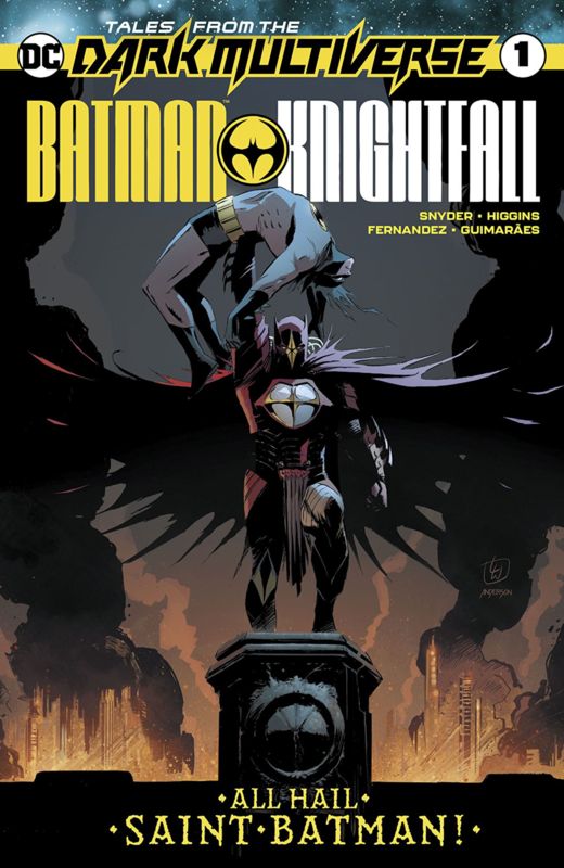 Dark Multiverse: Batman Knightfall
