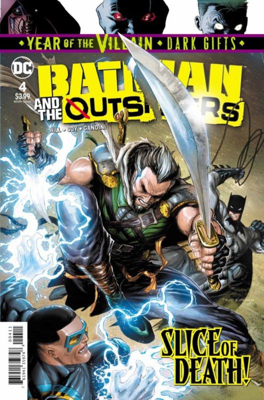 Batman & The Outsiders (2019-)  4