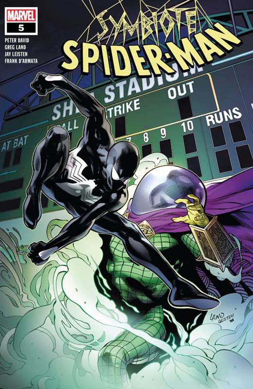 Symbiote Spider-Man  5