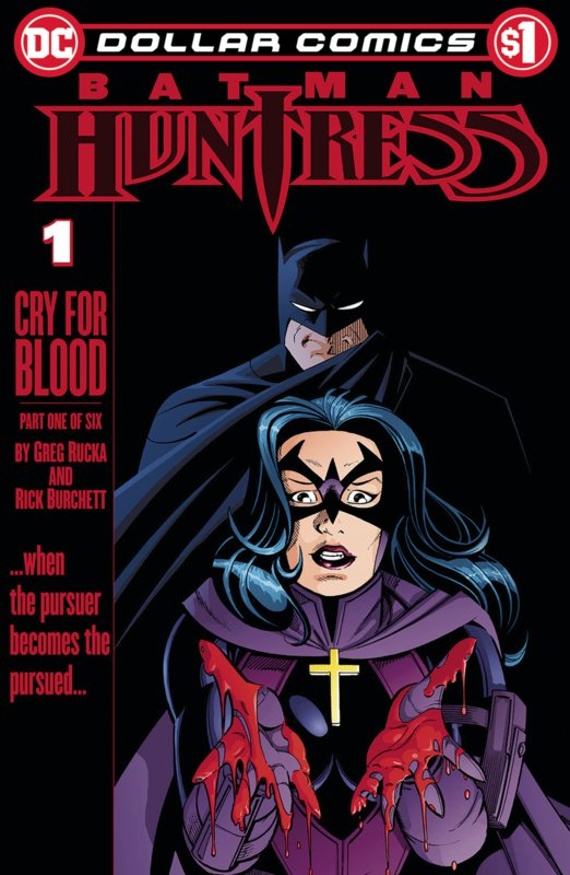 Batman/ Huntress Cry for Blood (2000-2000)  1