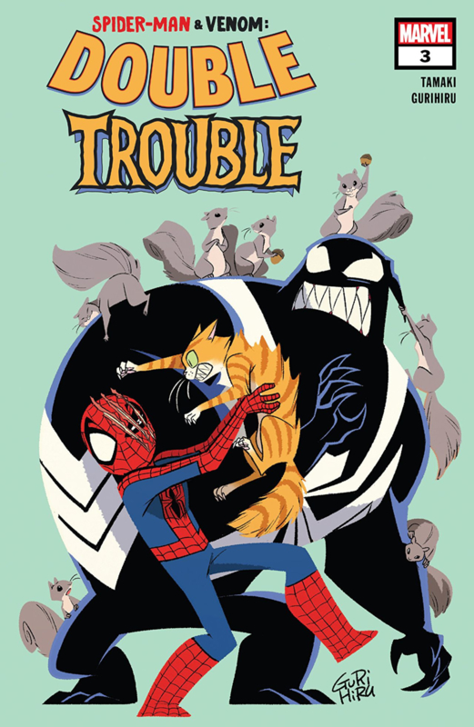 Spider-Man/ Venom: Double Trouble  3
