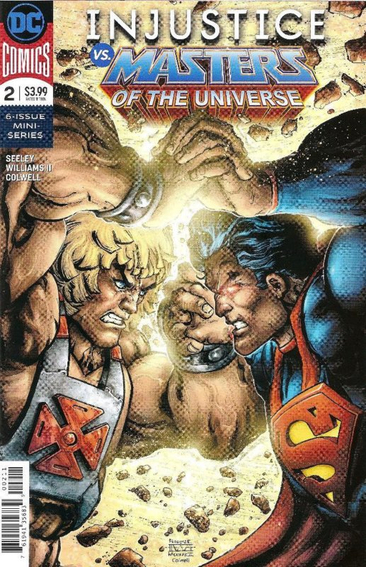Injustice vs Masters of the Universe  2