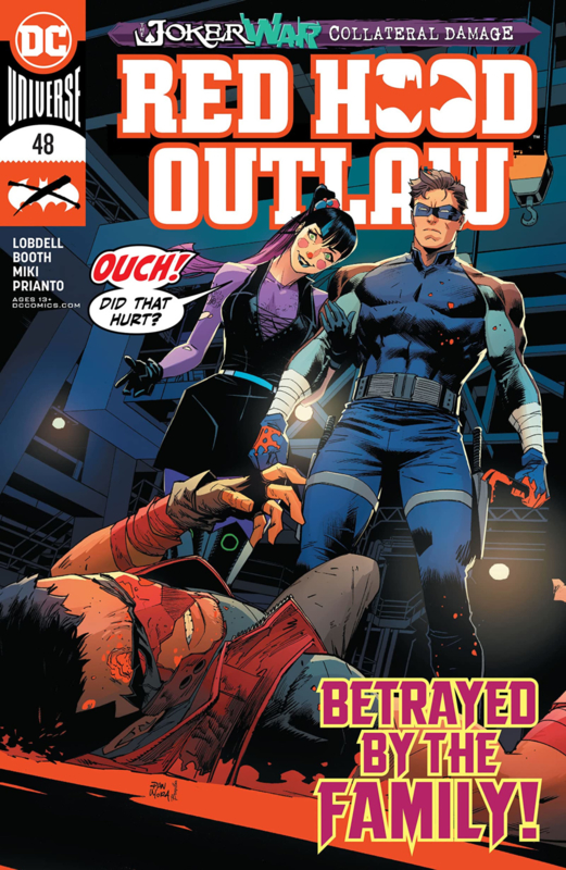Red Hood Outlaw (2016-) 48